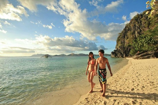 Two Seasons Coron Island Resort & Spa: Banol Beach