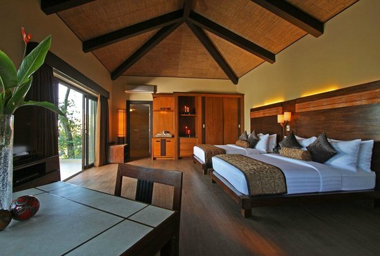 Two Seasons Coron Island Resort & Spa: Seaview Deluxe Bungalow