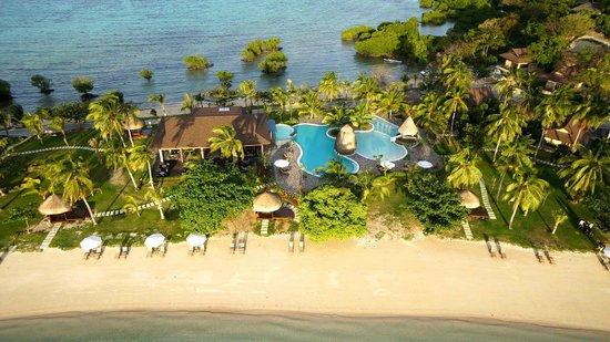 Two Seasons Coron Island Resort & Spa: Two Seasons aerial photo