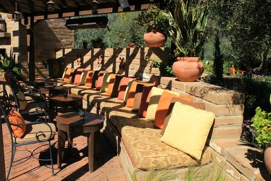 Estancia La Jolla Hotel & Spa:                   Nice dining experience