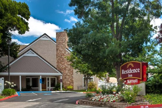 Residence Inn Fremont Silicon Valley: Exterior
