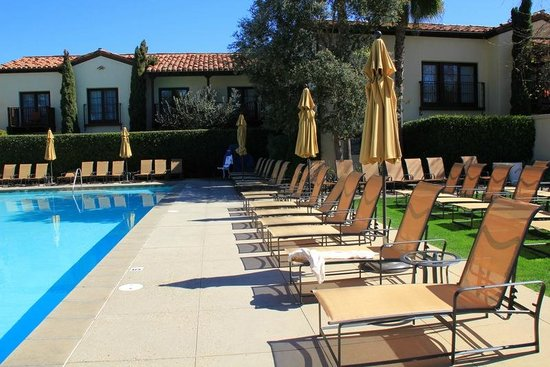 Estancia La Jolla Hotel & Spa:                   Spacious surroundings