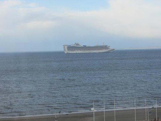 Diego de Almagro Punta Arenas: vista habitación