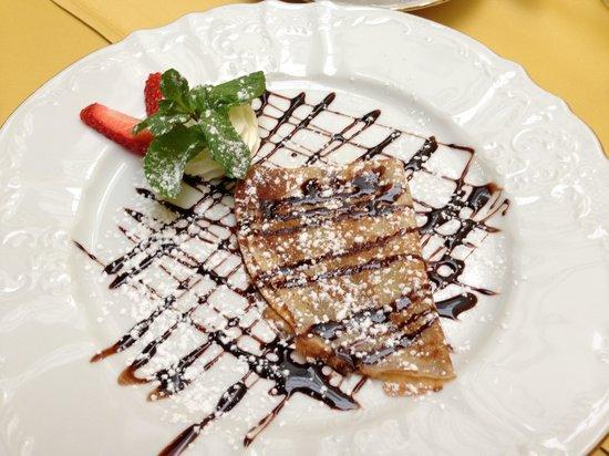 Hotel General:                   Pancake