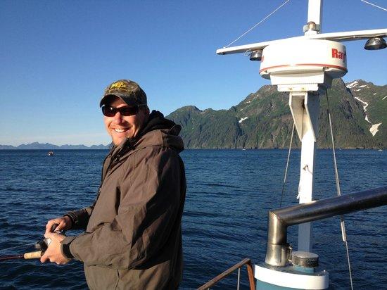 Jimmie Jack's Alaska Lodge: Seward Fishing