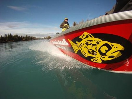 Jimmie Jack's Alaska Lodge: Best Boats on the River
