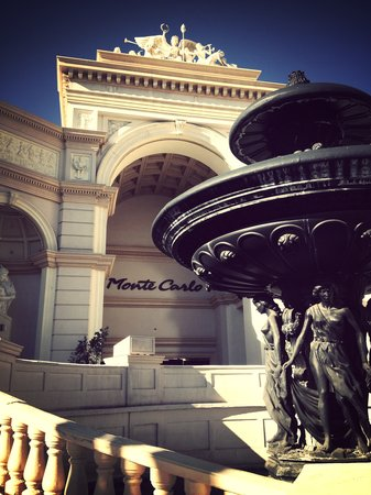 Monte Carlo Resort & Casino:                   A great time had by all