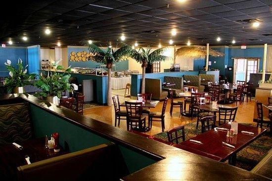 Quality Inn & Suites Palm Island Indoor Waterpark: NEW Restaurant