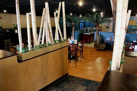 Quality Inn & Suites Palm Island Indoor Waterpark: NEW Restaurant