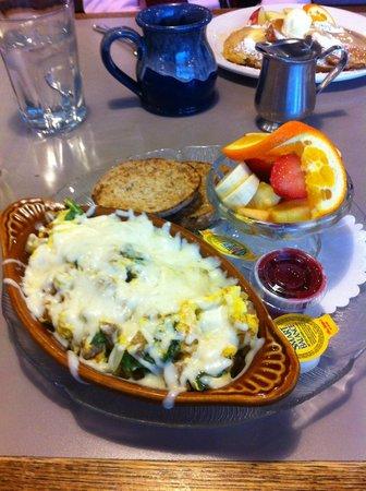 Egg Harbor Cafe: food 1