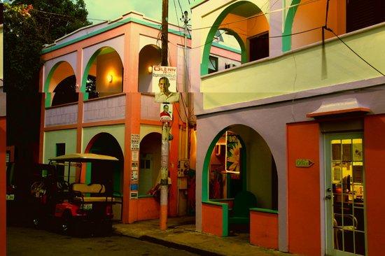 Mamacita's Guest House:                   il locale