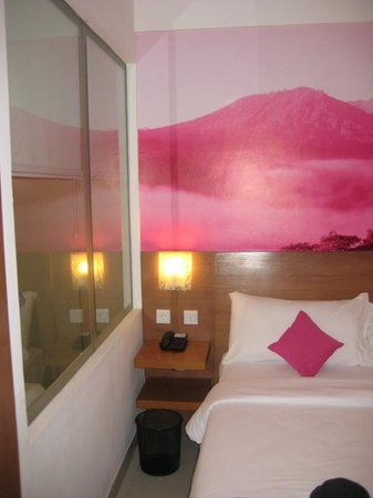 favehotel Umalas: a bit tight