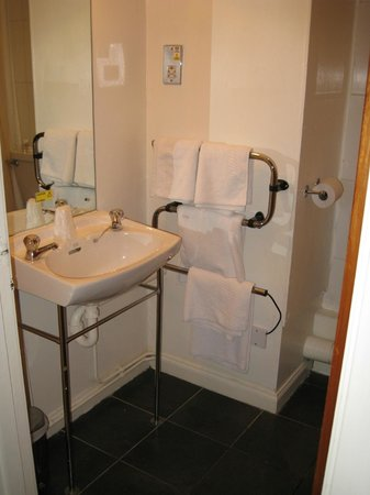 Gretna Hall: Ensuite bathroom