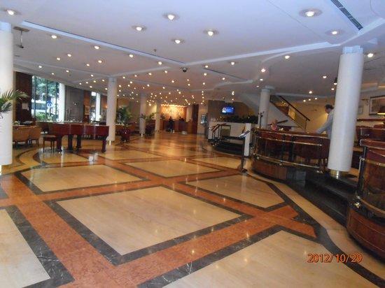 Sheraton Libertador Hotel: Lobby