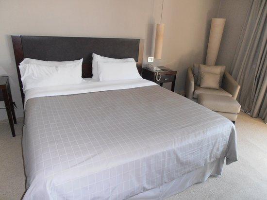 Sheraton Libertador Hotel: Habitación piso ejecutivo