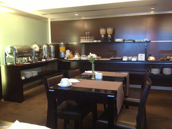 Sheraton Libertador Hotel: Executive lounge