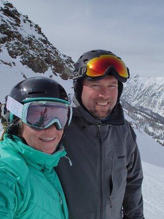 Snowpine Lodge:                   skiing
