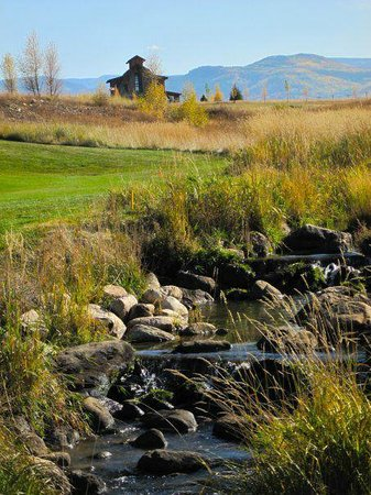 Haymaker Golf Course: View along hole #16
