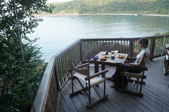 Six Senses Ninh Van Bay:                   Великолепное начало дня!