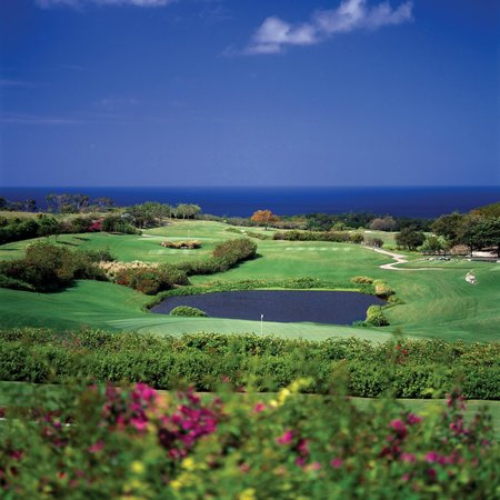 Sandy Lane Country Club Restaurant : Country Club Restaurant - View from Restaurant
