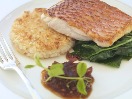 Sandy Lane Country Club Restaurant: From the Menu at the Country Club Restaurant