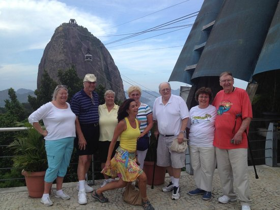 Martha Vasconcellos - Private Tours in Rio