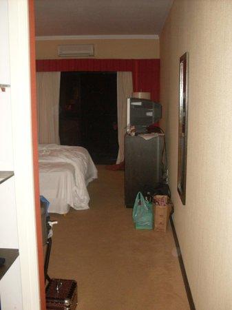 Duomi Plaza Hotel:                   O quarto