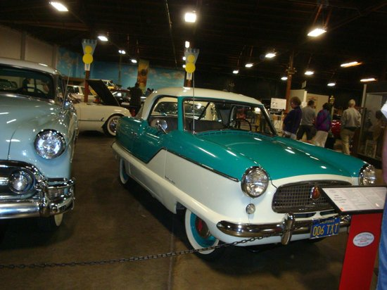 California Automobile Museum: Auto 01