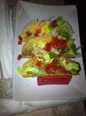 Peg's Cantina:                   tacos