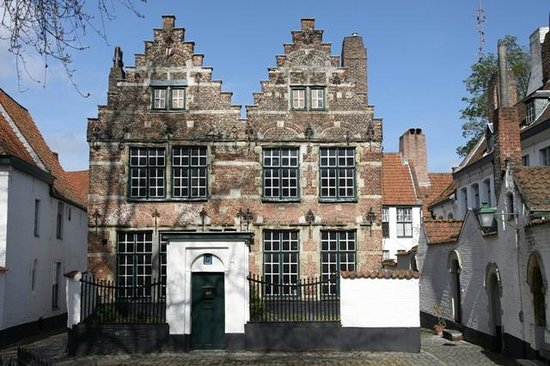 Begijnhof St Elisabeth (St. Elisabeth House)