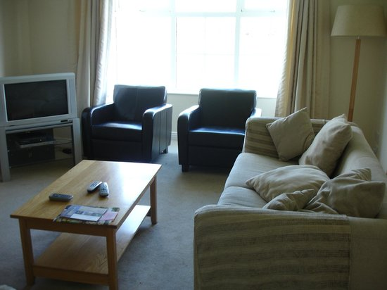 Killerig Golf Lodges:                   Sitting room