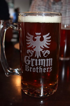 Grimm Brothers Brewhouse:                                     Farmer's Daughter