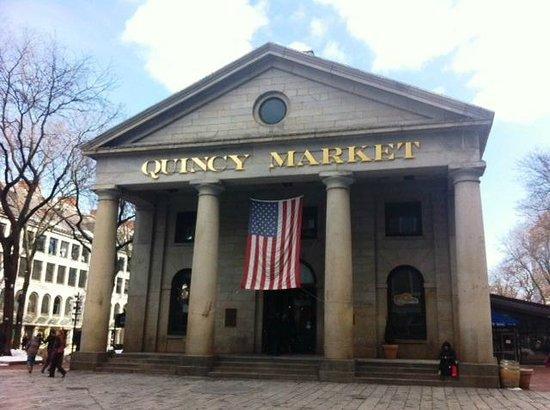 Kimpton Nine Zero Hotel:                   Quincy Market