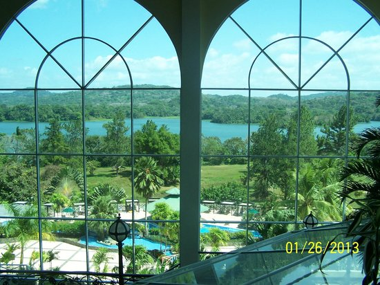 Gamboa Rainforest Resort:                   What a view !