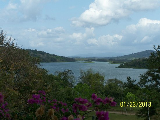 Gamboa Rainforest Resort:                   Overlooking Chagres River