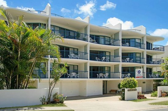 Fairseas Apartments: Fairseas Holiday Apartments in Golden Beach Caloundra