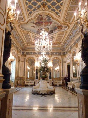 Palacio del Marqués de Dos Aguas: La salle de bal