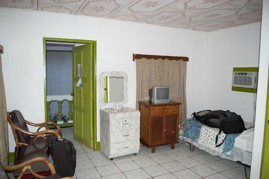 Hotel Los Delfines:                   Room