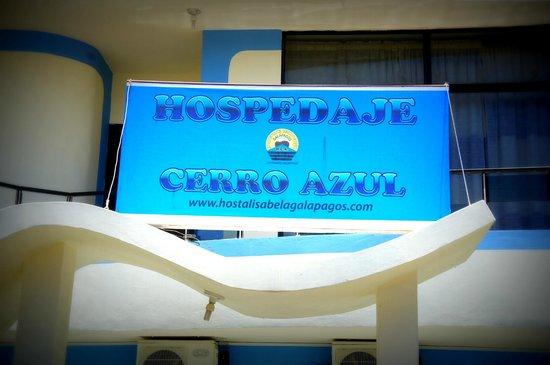 Hospedaje Cerro Azul