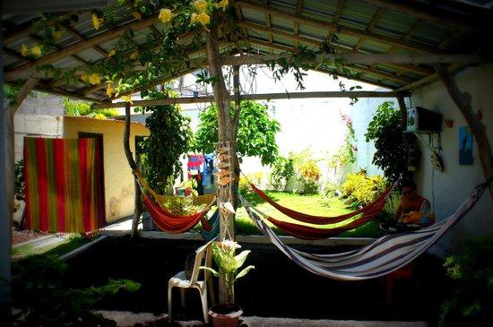 Hospedaje Cerro Azul:                                     Nice for relaxing after a trip