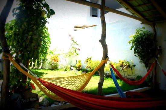 Hospedaje Cerro Azul:                                     Chill lounge