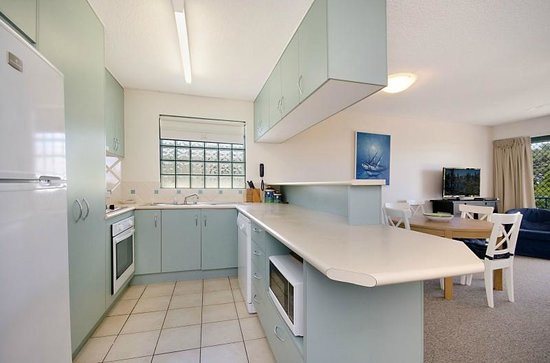 Fairseas Apartments: All apartments have fully equipped kitchens