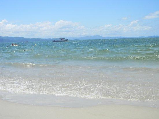 Hotel Maratea Mare :                   Playa Cachoeira Do Bom Jesus