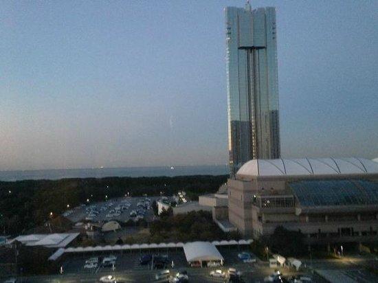 Hotel Francs:                   10階からの眺め
