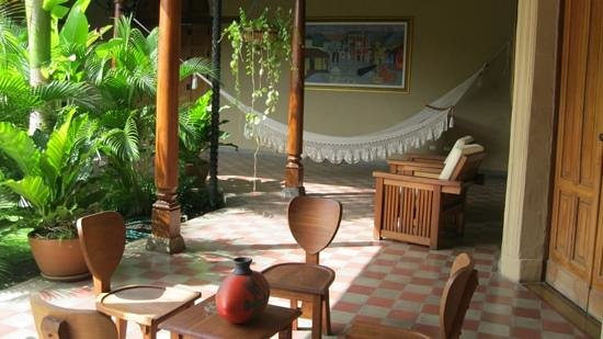 Backpackers Inn:                   Amazing hammock in the main area. Go to the hammock shop down the street to bu