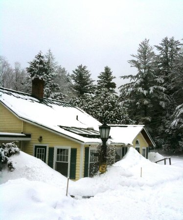 Tucker Hill Inn: Tucker Hill in Winter