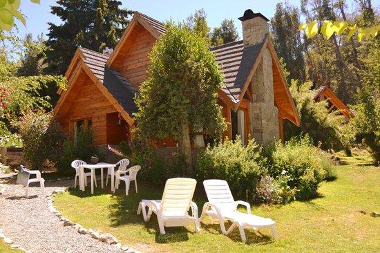 Una de las hermosas caba as picture of tillka casas - Casas en montanas ...
