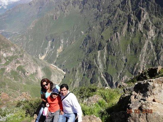 Casa Andina Classic Arequipa:                   Casa Andina Arequipa Classic (Luis Sedano y Familia)