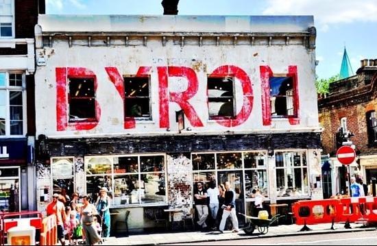 Byron Kings Road : Byron Islington