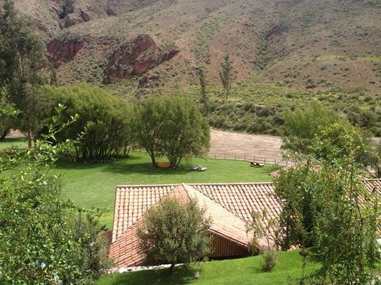 Belmond Hotel Rio Sagrado: view from the room